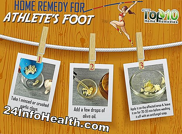 Wellness: 10 Home Remedies for forkølelse