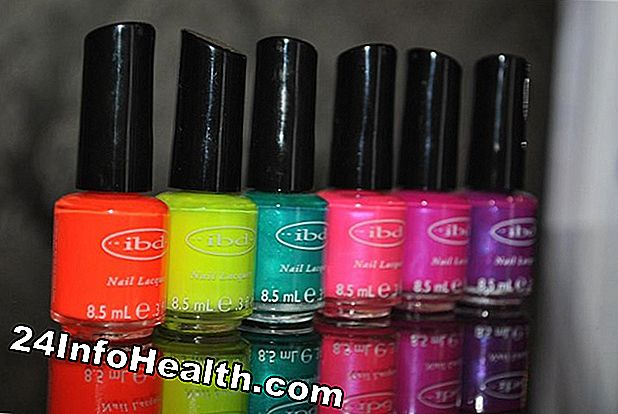 Hudpleje: Summer 2012 Nail Art Trends
