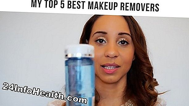 Top 5 Makeup Removers for følsom hud