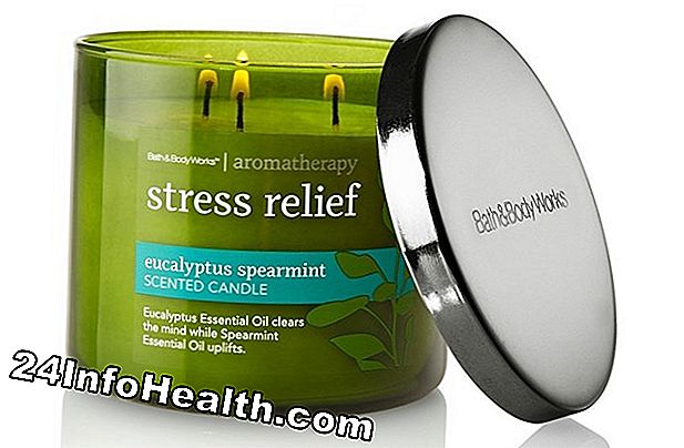 Wellness: Aromaterapi stress relief