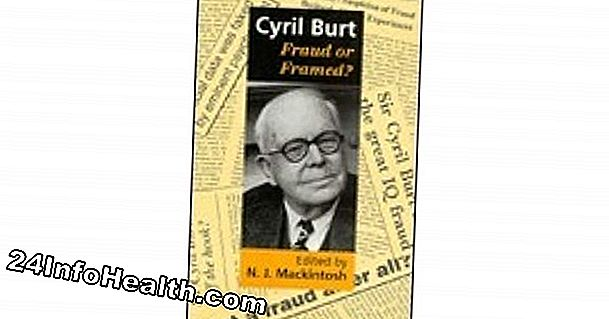 Salud mental: Cyril Burt