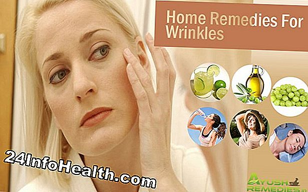 Penjagaan kulit: 10 Home Remedies for Wrinkles