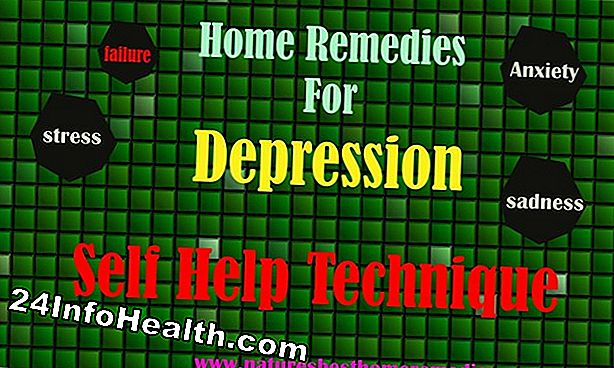 Kesihatan: Home Remedies for Depression