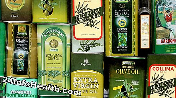 Wellness: Olive Oil Nutrition Facts
