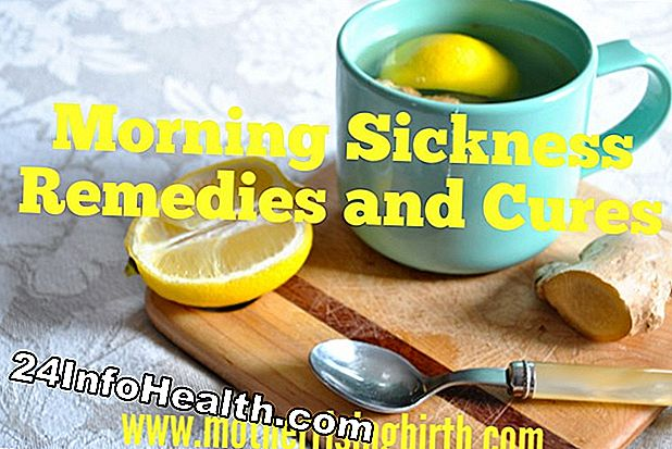 Kesihatan: 20 Home Remedies for Morning Sickness