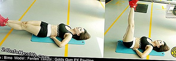 Teras: Latihan Abdominal dan Lower Back