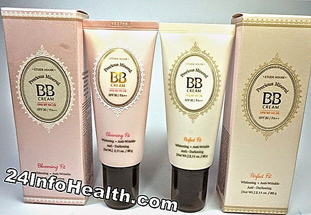 Bagaimana BB Creams Work