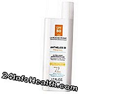 Anthelios 50 Mineral Fluido Protetor Solar Ultra Leve